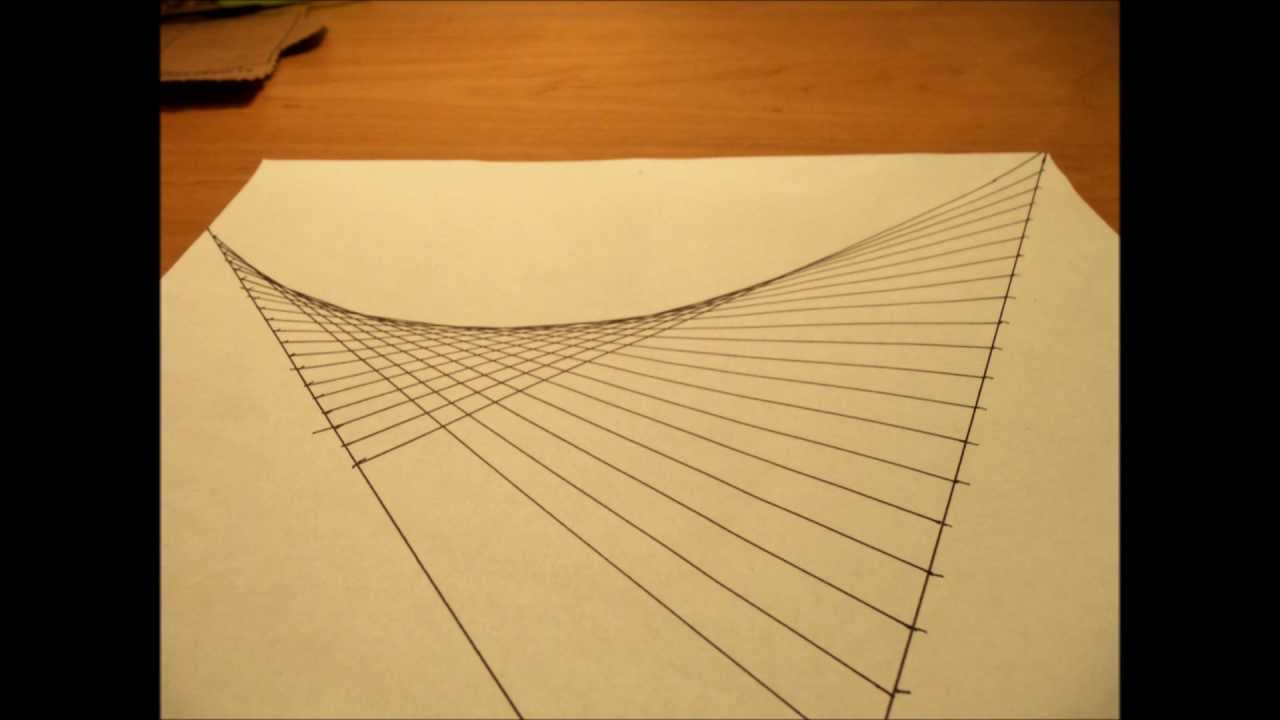 how to draw parabola in autocad