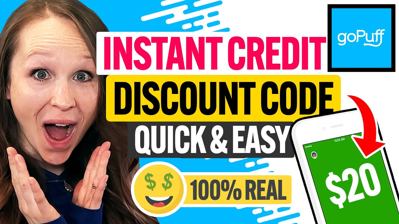 Download 🤑 goPuff Discount Code 2021: MAX Credit for Free Stuff (Promo & Coupon Codes)