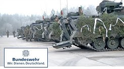 Die Bundeswehr bei Enhanced Forward Presence – Die Vorbereitungen laufen