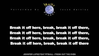 Jennifer Lopez feat Pitbull - Fresh Out The Oven Instrumental Karaoke