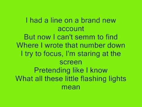 Fountains Of Wayne - Bright Future In Sales Lyrics