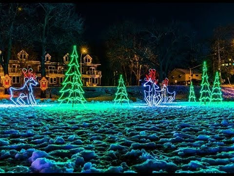 Amazing Holiday Light Displays Near Toronto