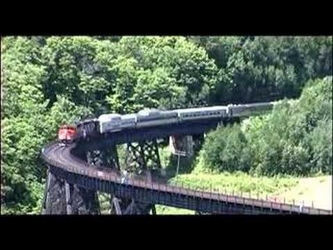 Trackside 135 - Scenes On The Algoma Central