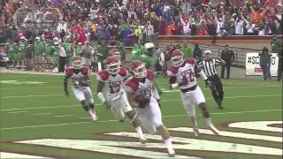Virginia Tech Football Top 10 Plays 2013 Season