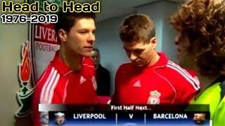 Download Video Sejarah Barcelona vs Liverpool Liga Champions   Head to Head Liverpool vs Barca MP3 3GP MP4