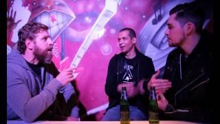 REGARDE LES HOMMES TOMBER - interviewé par Anibal Berith pour United Rock Nations - nnovembre 2015