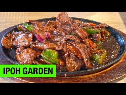 Great Malaysian Cuisine at Ipoh Garden