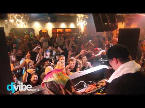 FLUX PAVILION LIVE DUBSTEP 2010 - PART 2