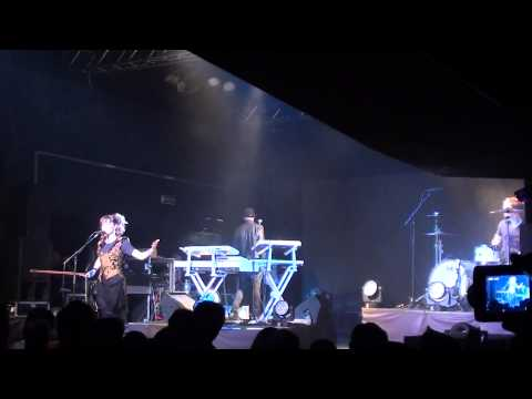 Lindsey Stirling - Live - Zi-Zi's Journey