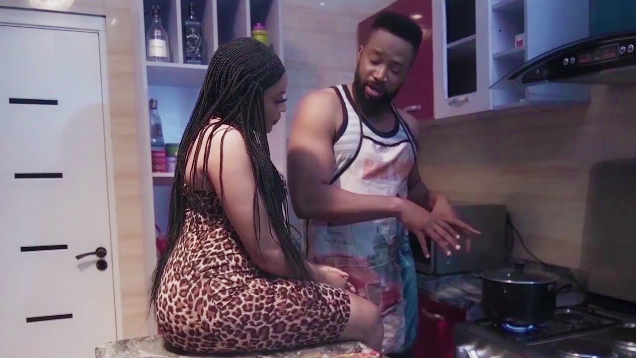 Download THE HOT HOUSEMAID - Frederick Leonard Latest Nigerian Nollywood Movies