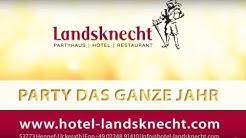Landsknecht   Partyhaus - Hotel - Restaurant  in Hennef Uckerath