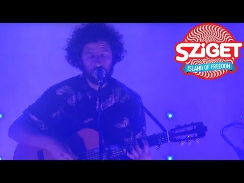 José González - Heartbeats Live @ Sziget 2015