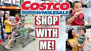 COSTCO SHOP WITH ME! #6 #shopwithme #costcohaul