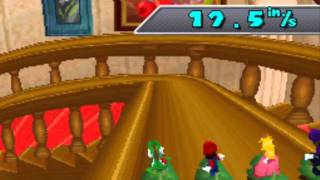 Mario Party DS - Rail Riders