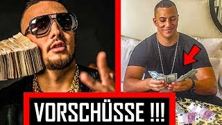 🔴 Die HÖCHSTEN Vorschüsse der Rapper !   Top 10 🔴 Bonez MC, ApoRed, Eno...