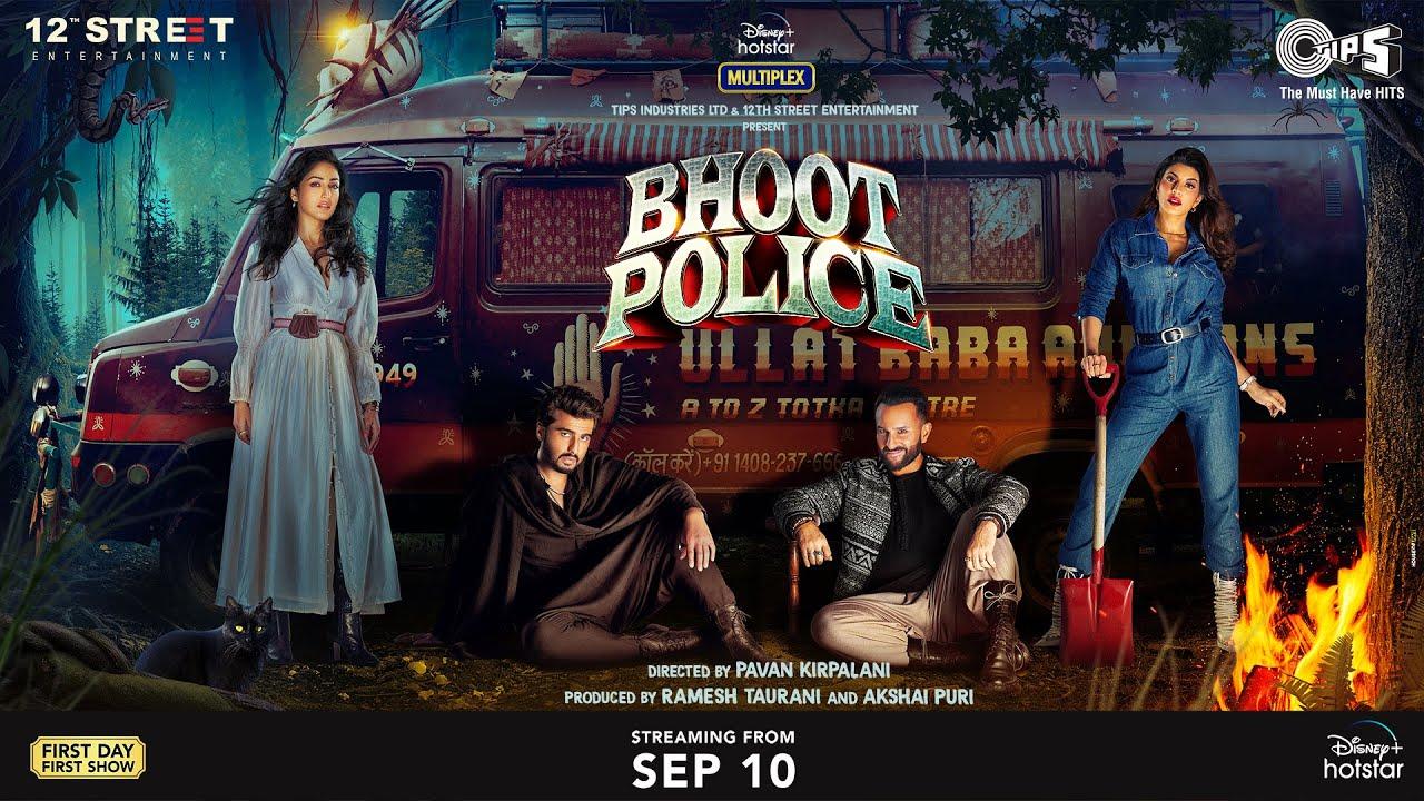 Download Bhoot Police - Dialogue Promo   Saif Ali Khan   Arjun Kapoor   Jacqueline Fernandez   Yami Gautam