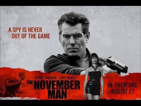 The November Man Movie Review By Terence P.
