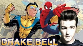 We caught up with drake bell at wizard world comic con nashville to talk about spider-man, comics, and what super hero would be a dream come true for him ...