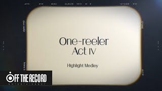 IZ*ONE (아이즈원) 4th Mini Album 'One-reeler' / Act IV Highlight Medley