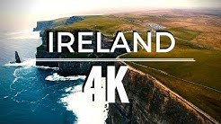 UNREAL Ireland 4K Drone Footage **Cliffs Of Moher**