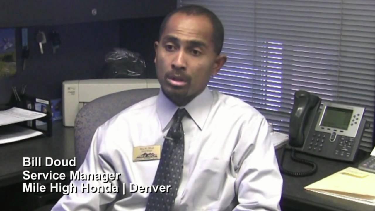 Honda Service | Denver, Colorado | Mile High Honda