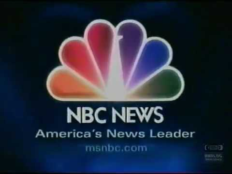 Nightline NBC News | Promo | 2001