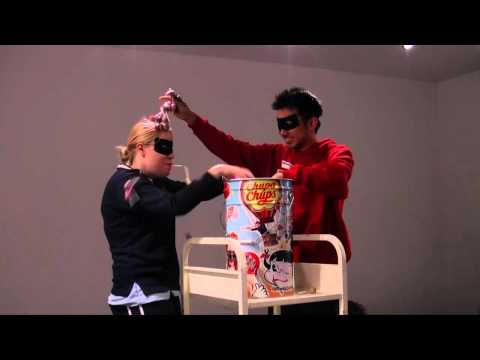 Comic Book Karaoke - Group 1 student film: Iron Man Vs. The Bank Robbers