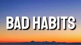 Download Mp3 Ed Sheeran Bad Habits