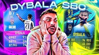 DYBALA SBC en FIFA 21 (HAN PASADO 4 AÑOS)