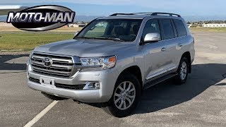 2019 Toyota Land Cruiser: Old & Expensive = Magic . . . FIRST DRIVE REVIEW