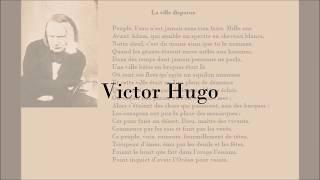 La ville disparue, Victor Hugo