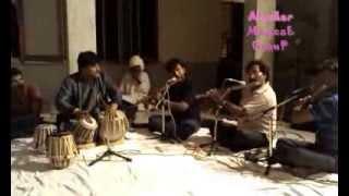 Instrumental Music Jugalbandi Performence  With Tabla, Bansuri