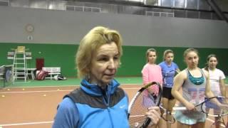 Академия тенниса ищет таланты