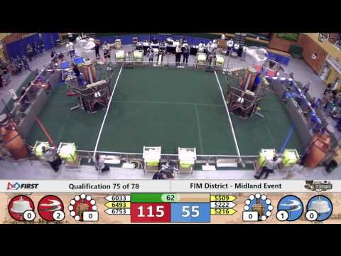 QM75 - 2017 Midland District Competition