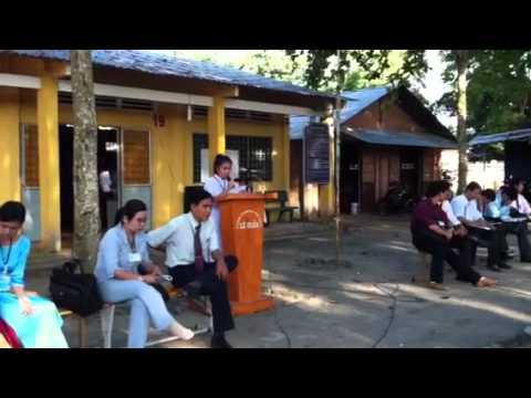THPT Lê Duẩn - Bài thuyết trình về Sức khỏe sinh sản - 10C2