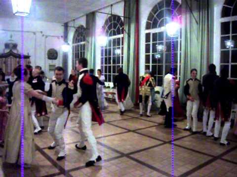 Bal empire au chateau de Breteuil 23 10 2010 2