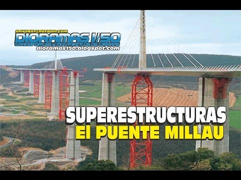 SUPERESTRUCTURAS - El Puente Millau (National Geographic)