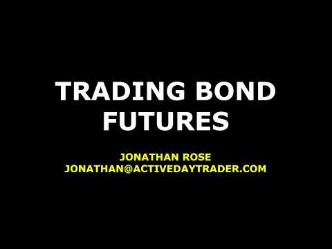Bond Futures – Trading the Yield Curve w/ CME Interest Rates Futures Contracts. Sierra Charts,