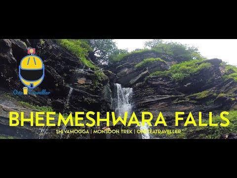 Bheemeshwara Falls Trek | Treks In Karnataka | Western Ghats Trek | Monsoon Trek In Karnataka