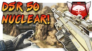 DSR 50 NUCLEAR! - Black Ops 2 PC Nuclear  - (Call of Duty: Black Ops 2)