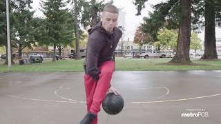Professor Visits Hometown in Oregon.. Talks upbringing, hoops and more