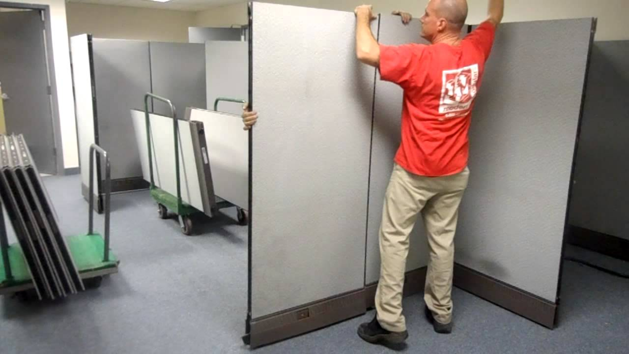 Herman Miller Install 1   Office Furniture   YouTube