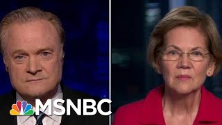 Warren On Reports That Russia Is Interfering To Help Trump In 2020 Race | The Last Word | MSNBC