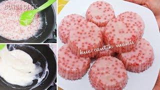 Resep Kue Cantik Manis Sederhana