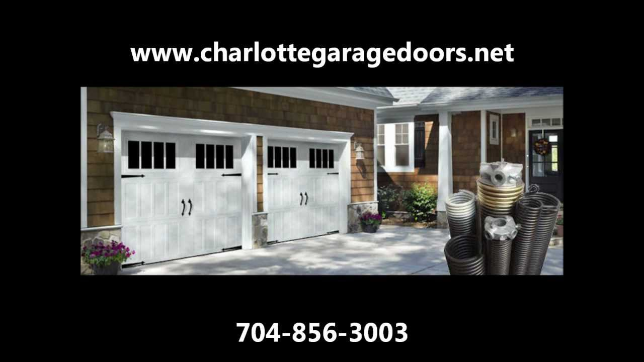 SOS Garage Door Repair   704 856 3003   Same Day Service