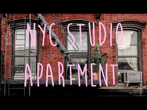 NYC STUDIO APARTMENT TOUR: Jaclyn Meredith