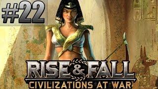Прохождение Rise & Fall: Civilizations at War [Часть 22] Предатель!