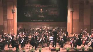 Mozart-Sinfonia concertante in E-flat major, K.297b, part 1/3