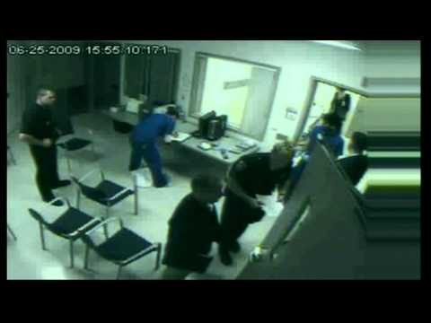 Michael Jackson Trial - Emergency Room CCTV