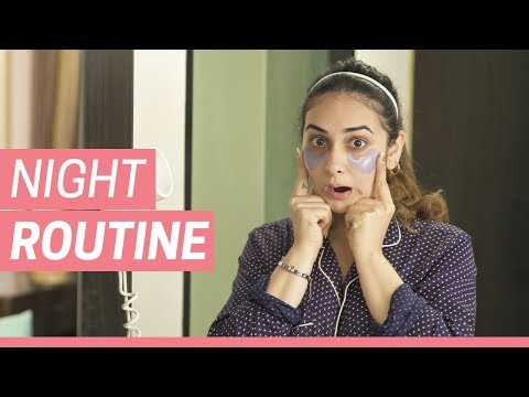 My Night Time Skincare Routine | Get Unready With Me | Beauty BFF | MissMalini thumbnail